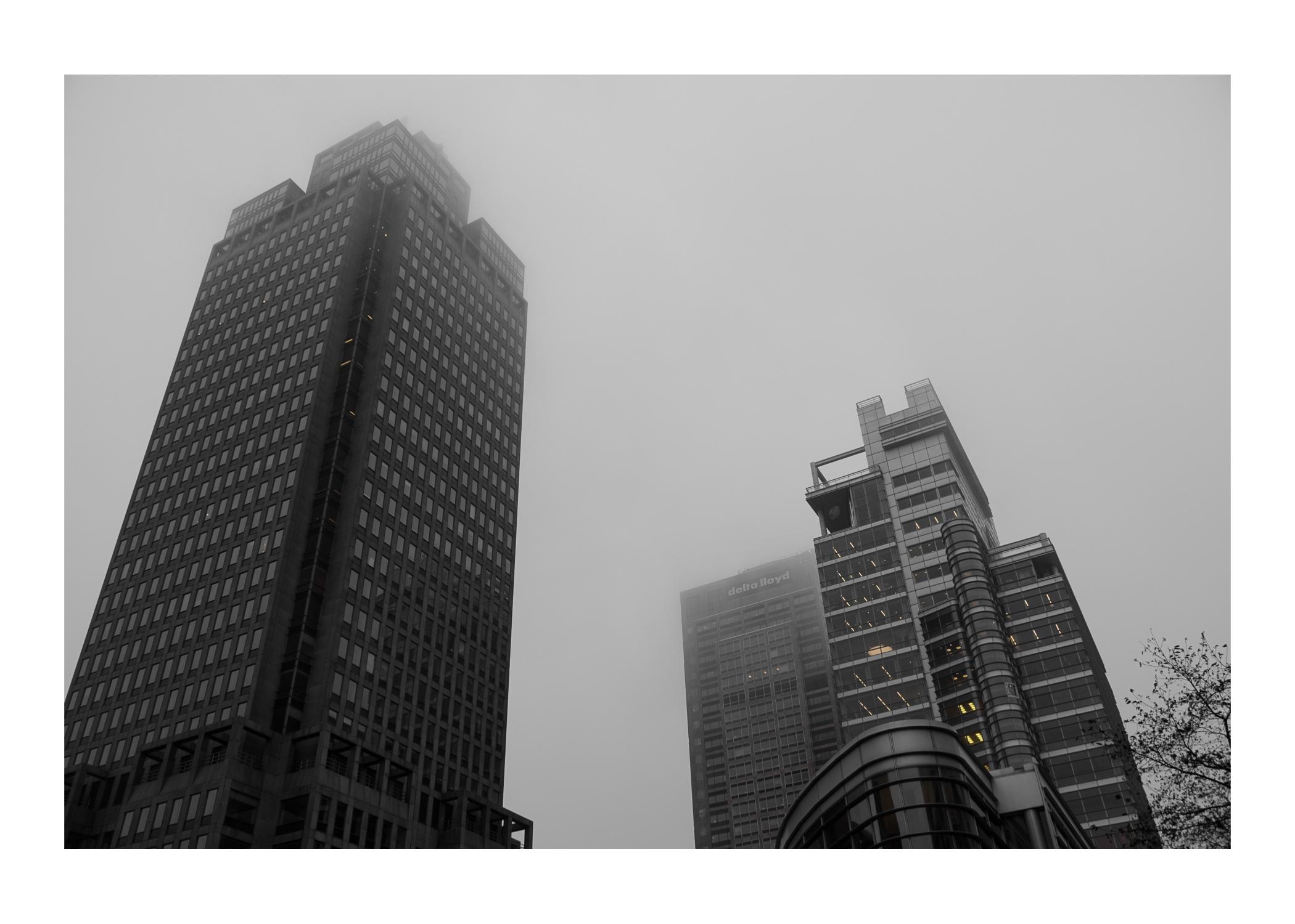 2012 Amstelplein in de mist