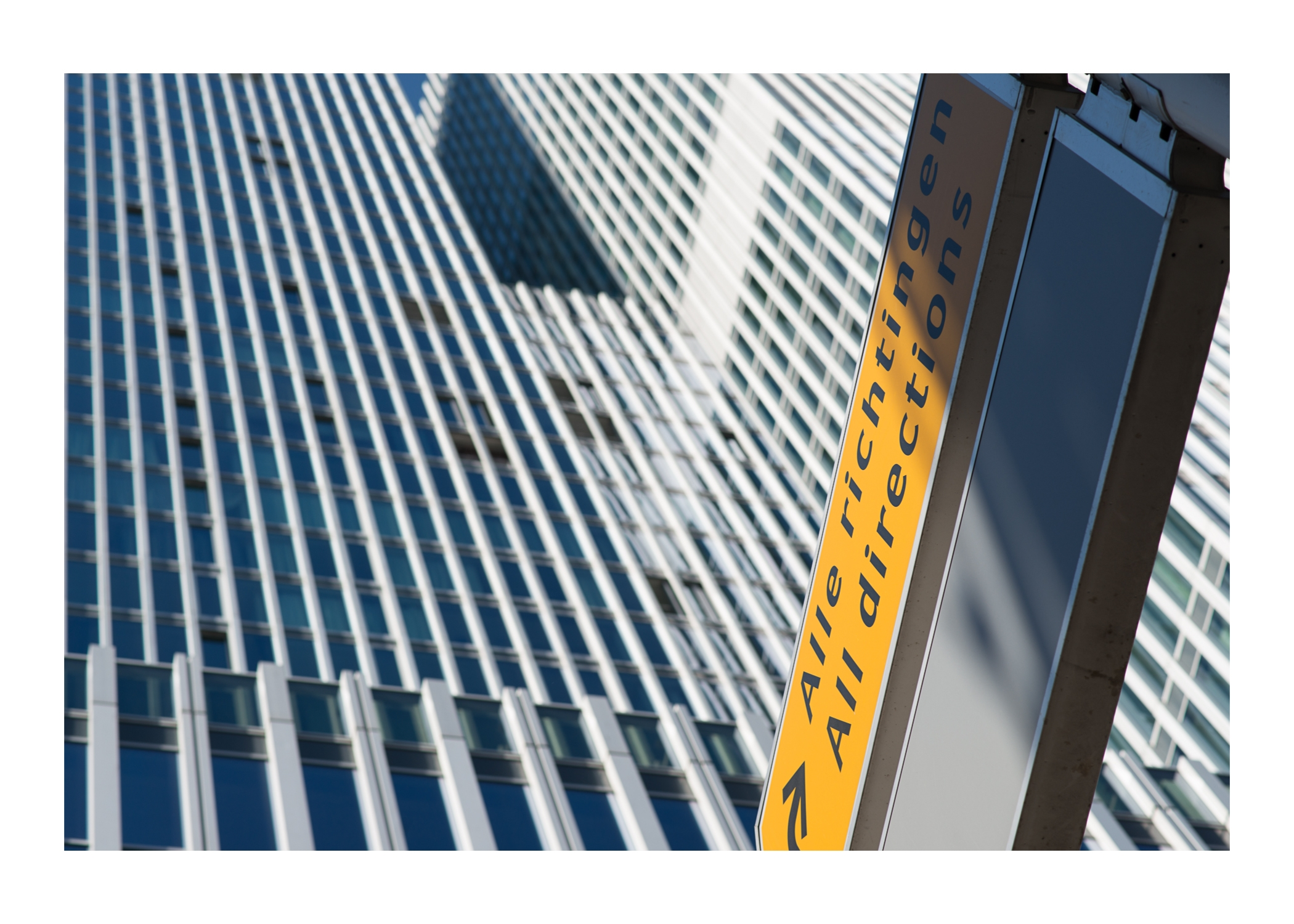 2016 De Rotterdam - Alle richtingen
